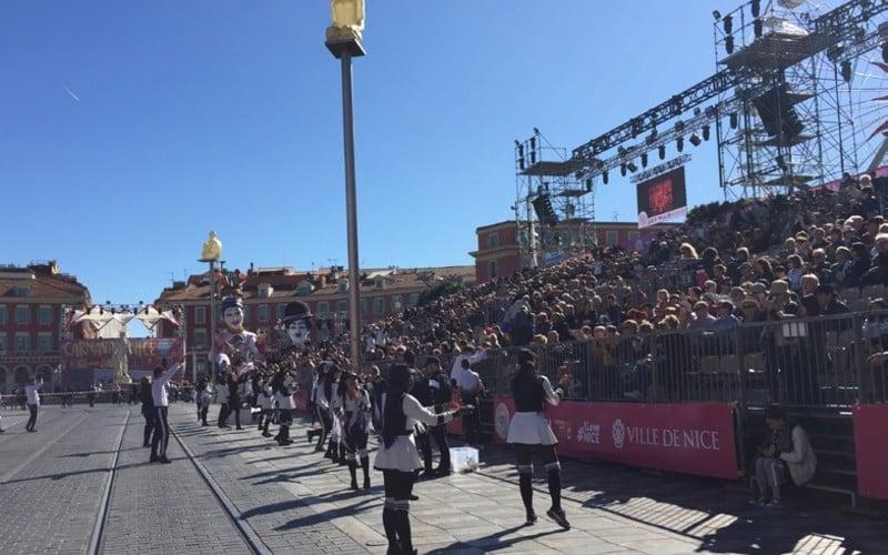 Karneval in Nizza & Zitronenfest in Menton 9