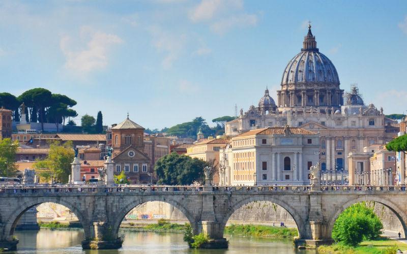 Siena, Rom & Assisi 3