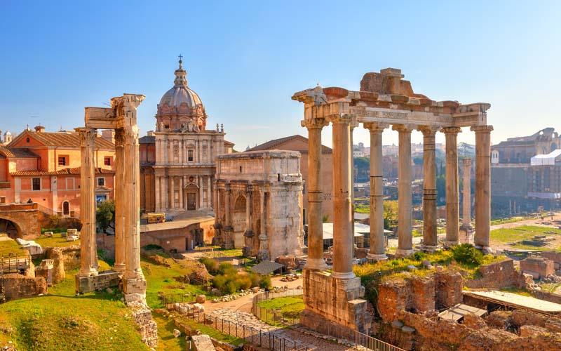 Rome, la ville sainte 1