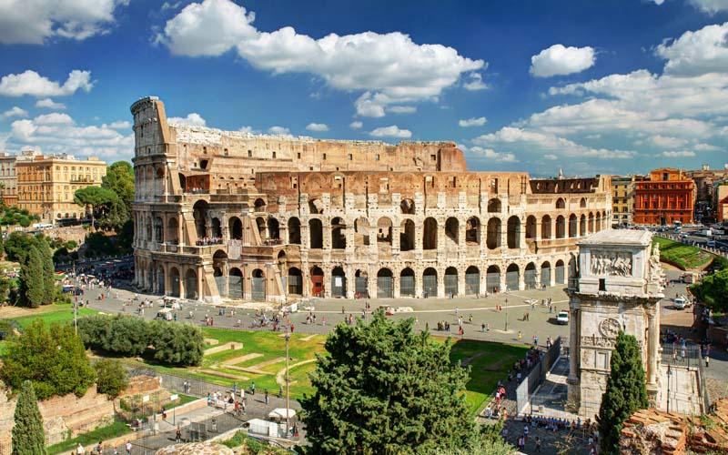 Rome, la ville sainte 5