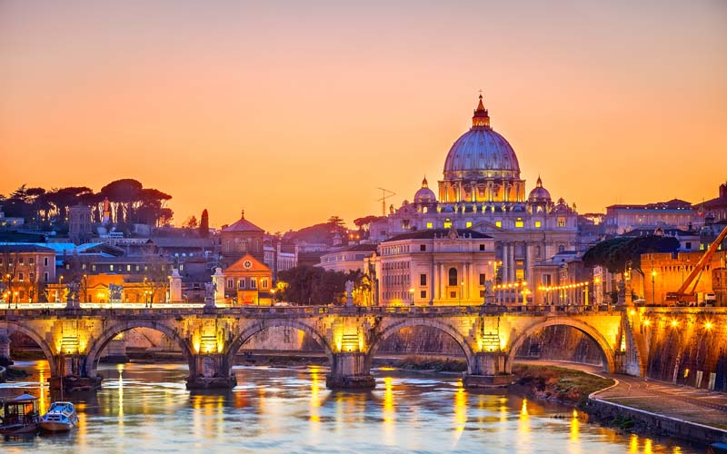 Rome, la ville sainte 6