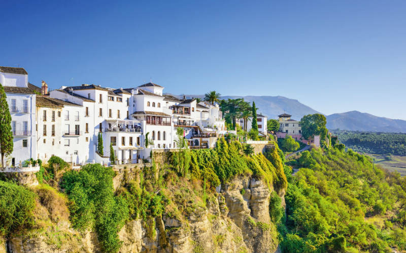 Feuriges Andalusien 2