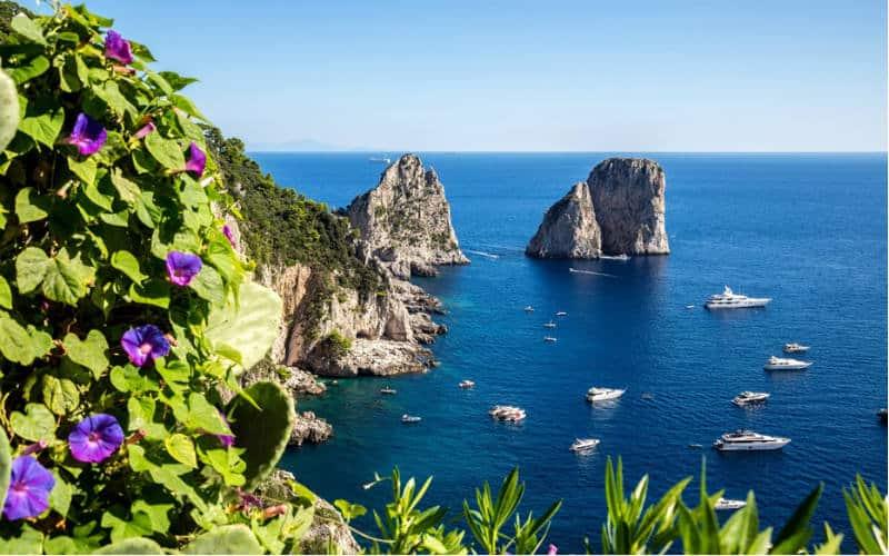 Rome, Amalfi & Capri 6