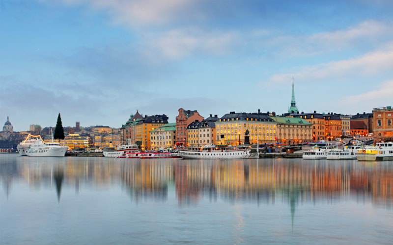 Ostern in Stockholm 5