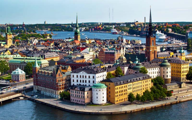 Pâques à Stockholm 1