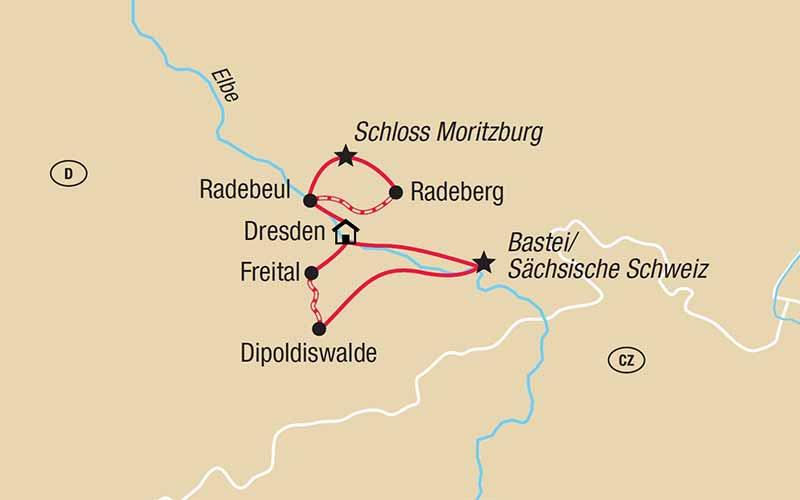 """Auf heissen """"Kohlen"""" durch Sachsen 3"""