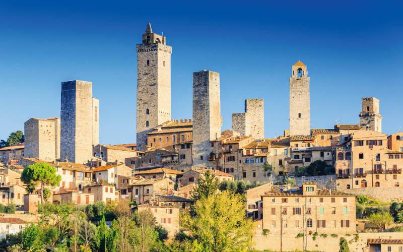 Cinque Terre - Elba - San Gimignano 2