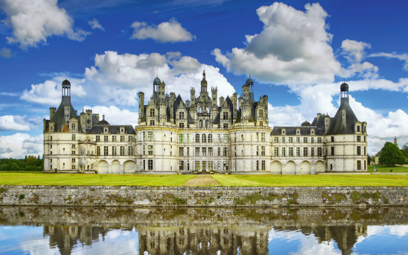 Les féeriques châteaux de la Loire 7