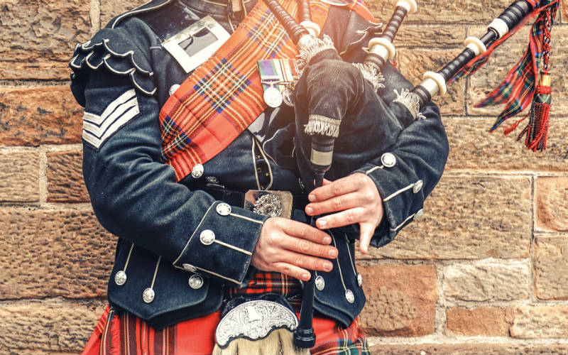 Auf grosser Schottland Tour zum Military Tattoo 6