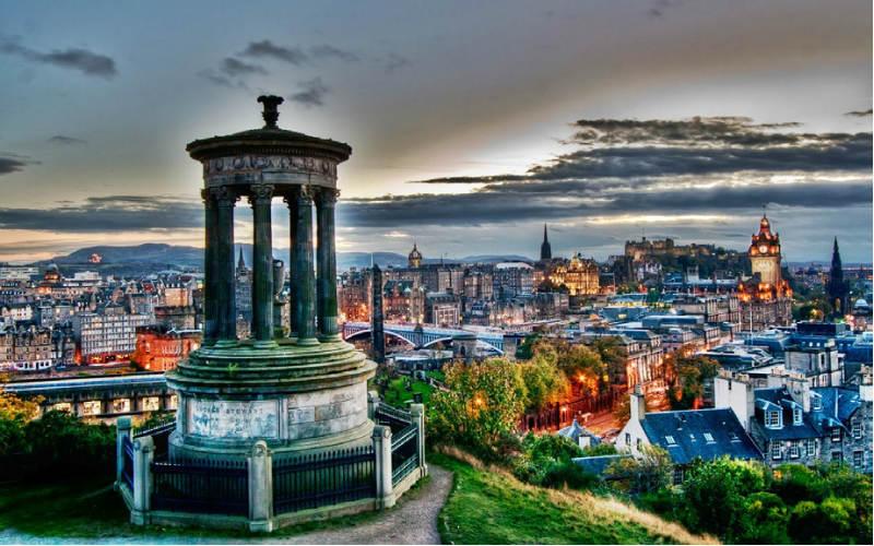 Auf grosser Schottland Tour zum Military Tattoo 7