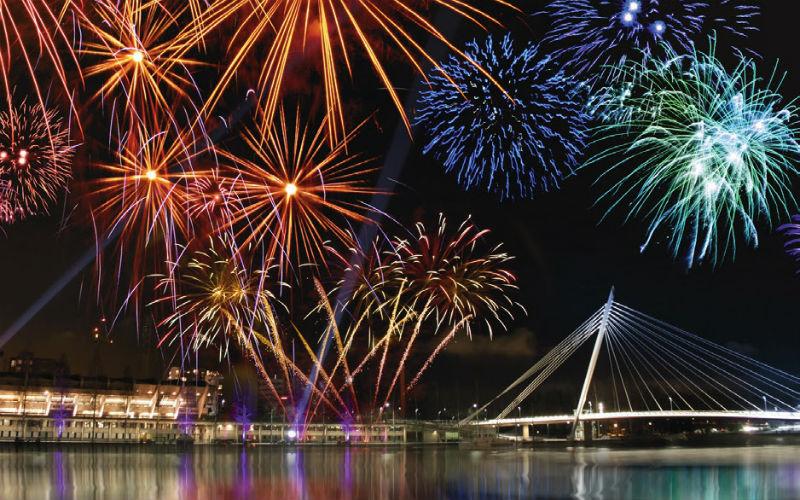 Nouvel An à Rotterdam 3