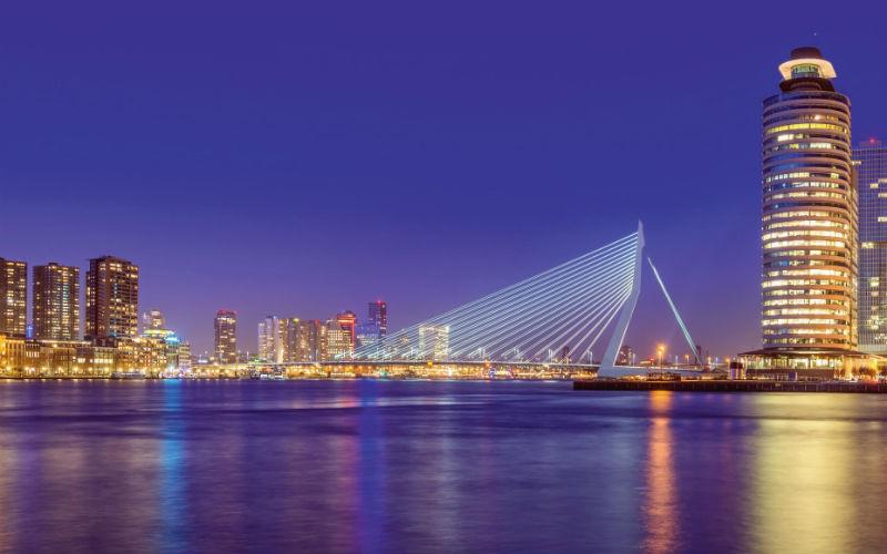 Silvester in Rotterdam 7
