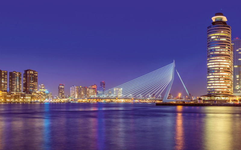 Nouvel An à Rotterdam 1