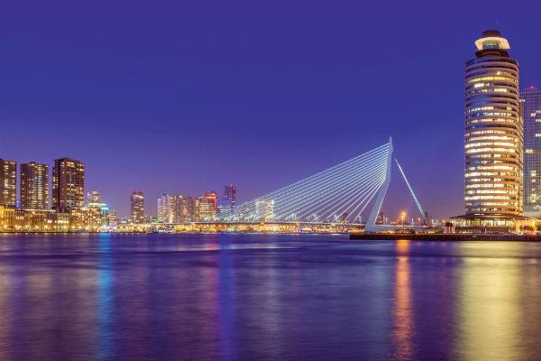 Advent der Lichter in Amsterdam 2