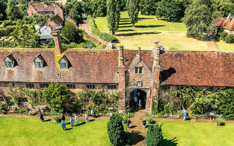 Sud de l'Angleterre - Jardins, châteaux et trains 9