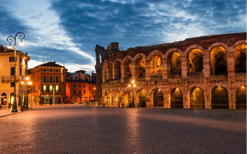 Ein Sommerwochenende in Verona 5