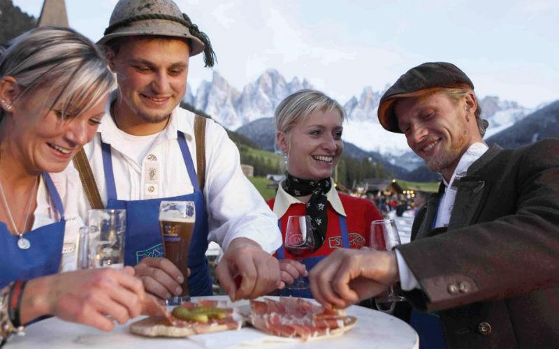 Fêtes du lard & de la pomme au Tyrol du Sud 3