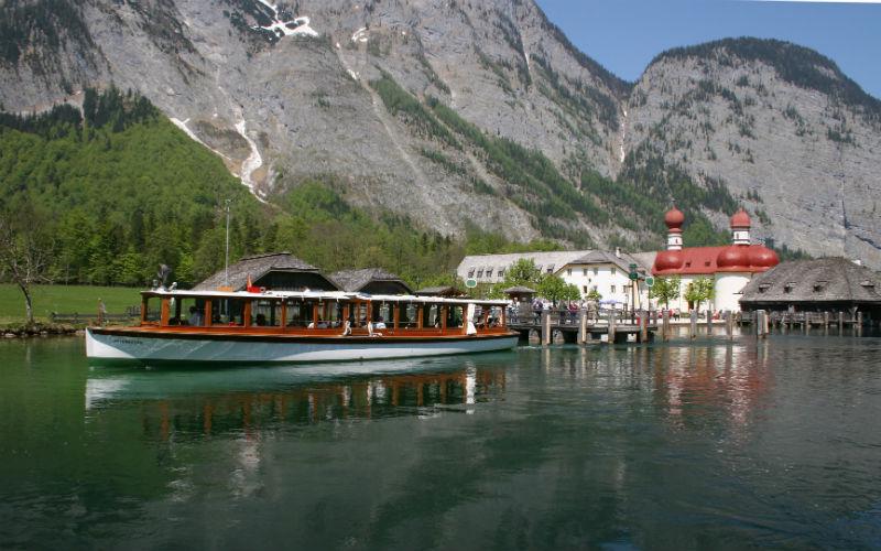 Zauber der Alpenseen 2