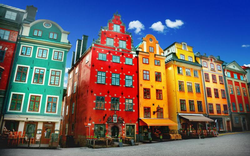 Ostern in Stockholm 3