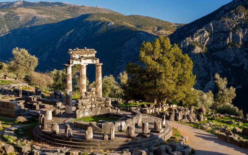 Die grosse Griechenland Rundreise 7