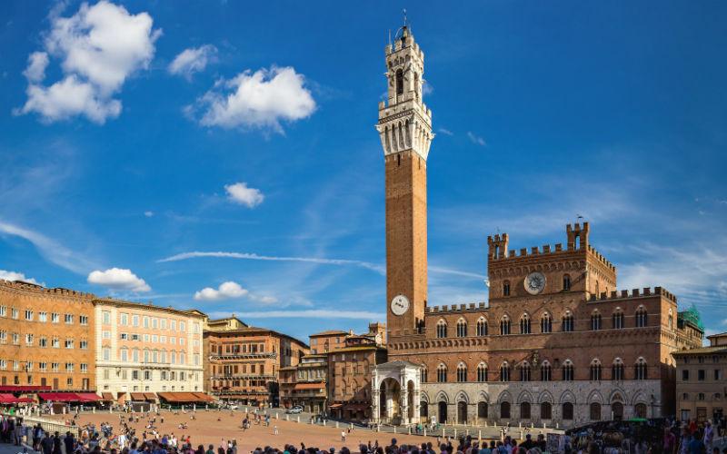 Siena, Rom & Assisi 4