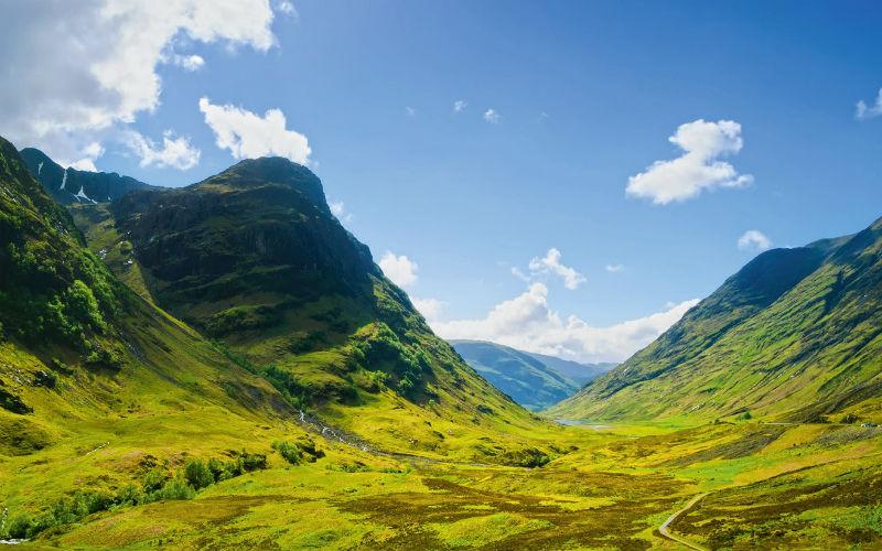 Auf grosser Schottland Tour zum Military Tattoo 2