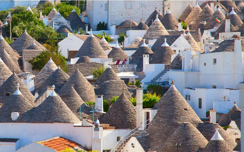 Apulien - im Land der Trulli 1