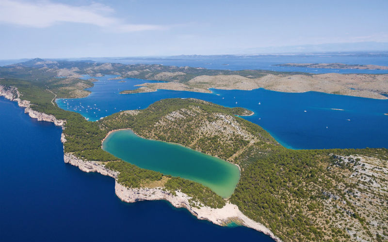 Le féerique archipel dalmate en yacht 7
