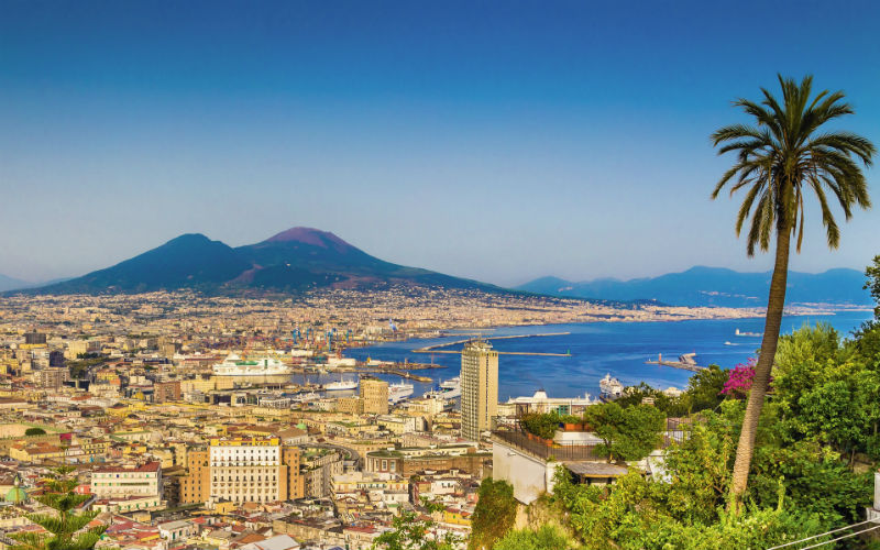 Vom Golf von Neapel nach Apulien 4