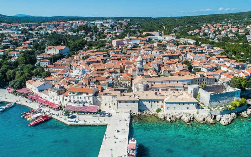 La Croatie, d'une île à l'autre 1