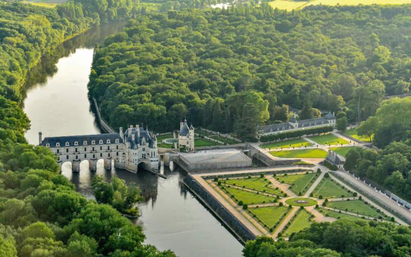 Les féeriques châteaux de la Loire 1