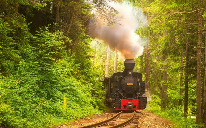 Eisenbahnromantik in Rumänien 1
