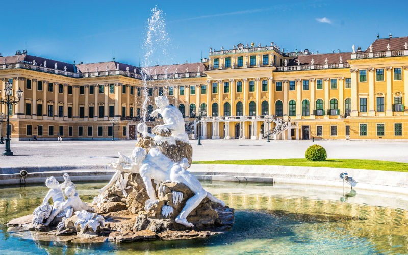 Prag, Budapest & Wien 5
