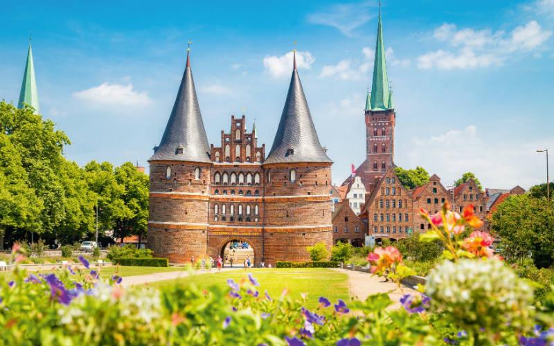 Von Hamburg an die Nord- und Ostsee 4