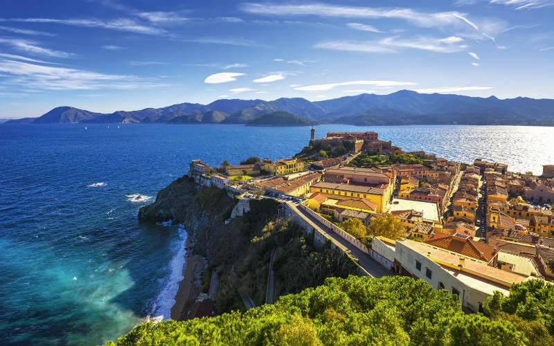 Cinque Terre - Elba - San Gimignano 6