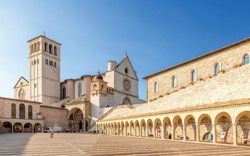 Siena, Rom & Assisi 6