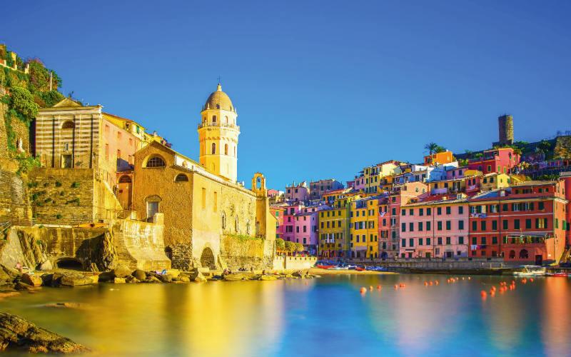 Bella Italia - d'une côte à l'autre! 1