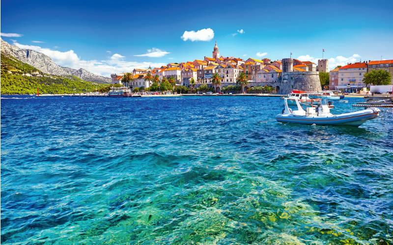 Le féerique archipel dalmate en yacht 3