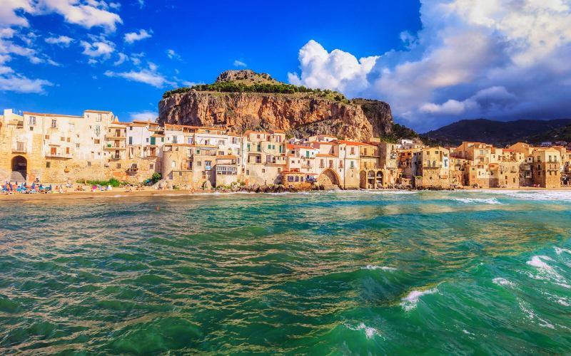 Frühlingserwachen auf Sizilien 1