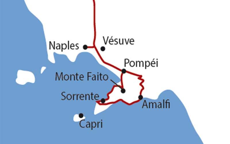 Magnifique côte amalfitaine 3