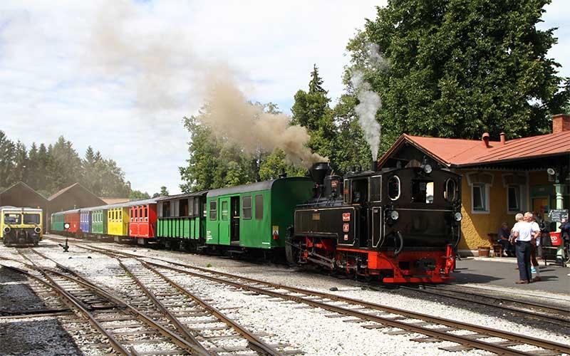Mit Dampf & Genuss in der Steiermark 1