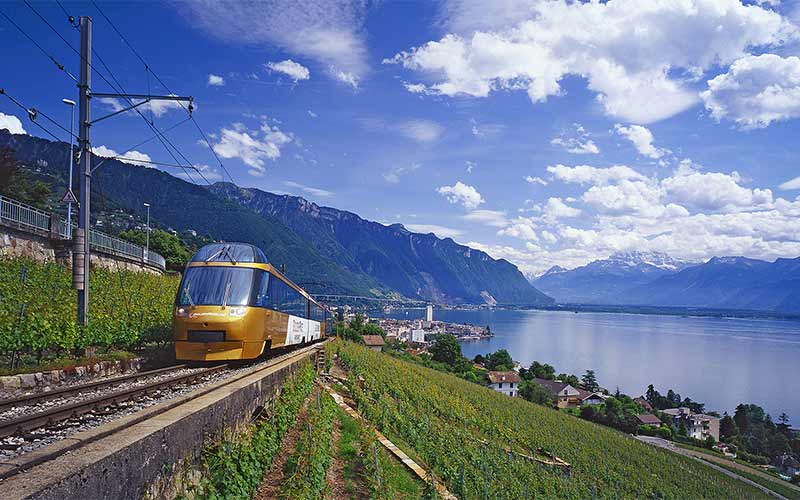 Vom Berner Oberland ans Mittelmeer 6