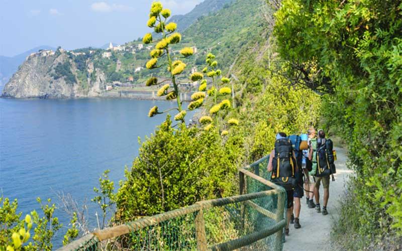 Wandern in den Cinque Terre 5