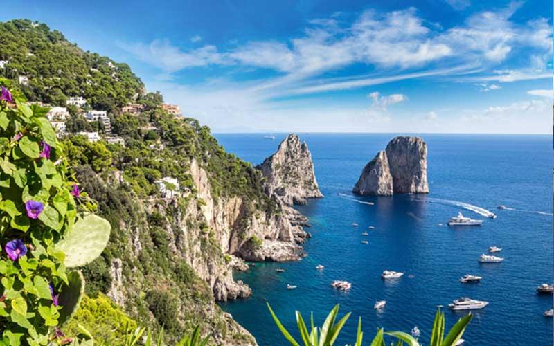 Elbe, Ischia & Capri 3