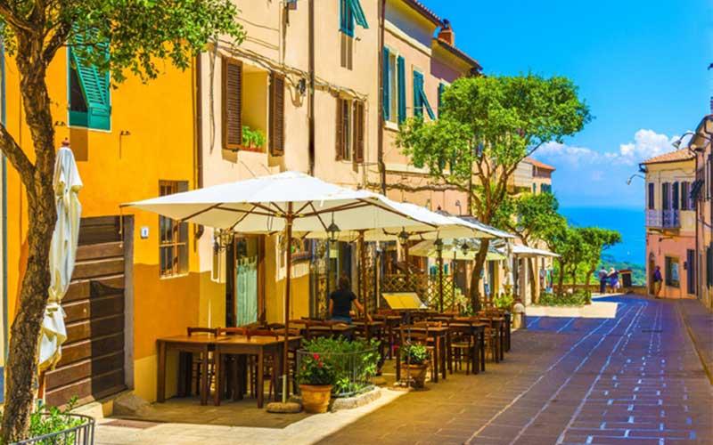 Elbe, Ischia & Capri 4