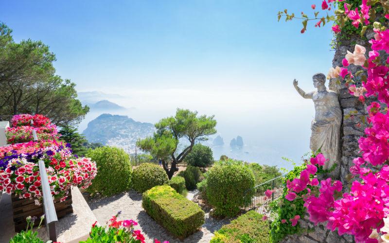 Rom, Amalfi & Capri 3