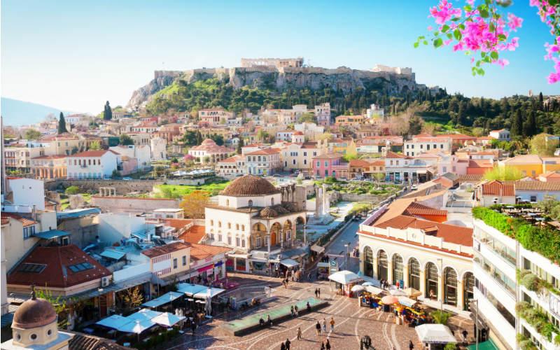 Die grosse Griechenland Rundreise 2
