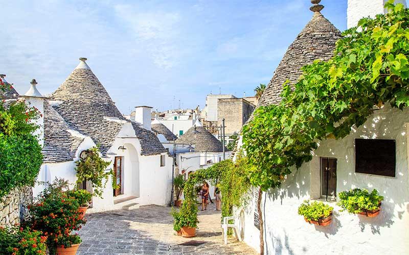Apulien - im Land der Trulli 3
