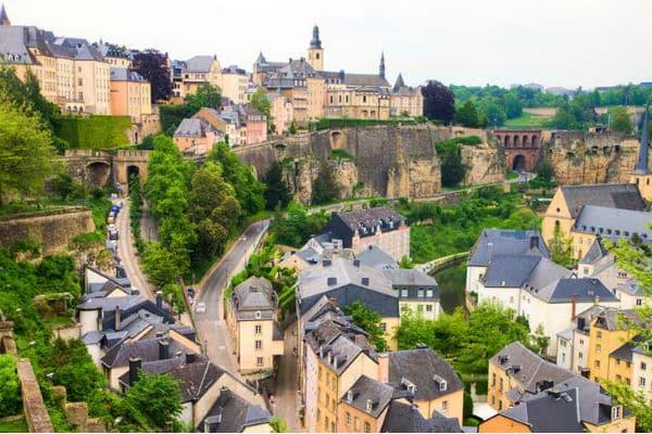 luxembourg-Luxembourgs-Altstadt TOP