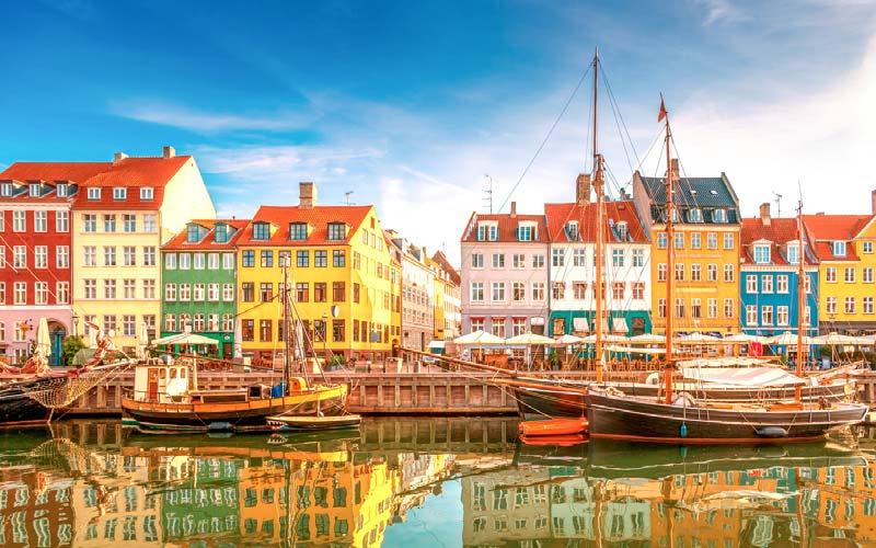 Skandinavischer 4-Städtezauber 6